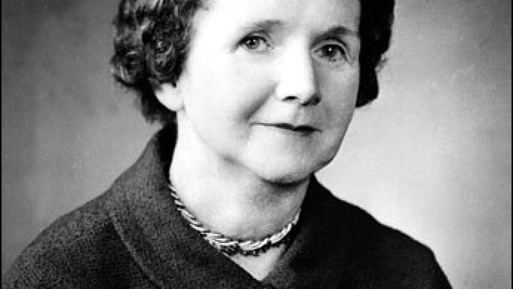 Seeing Rachel Carson: World Oceans Day