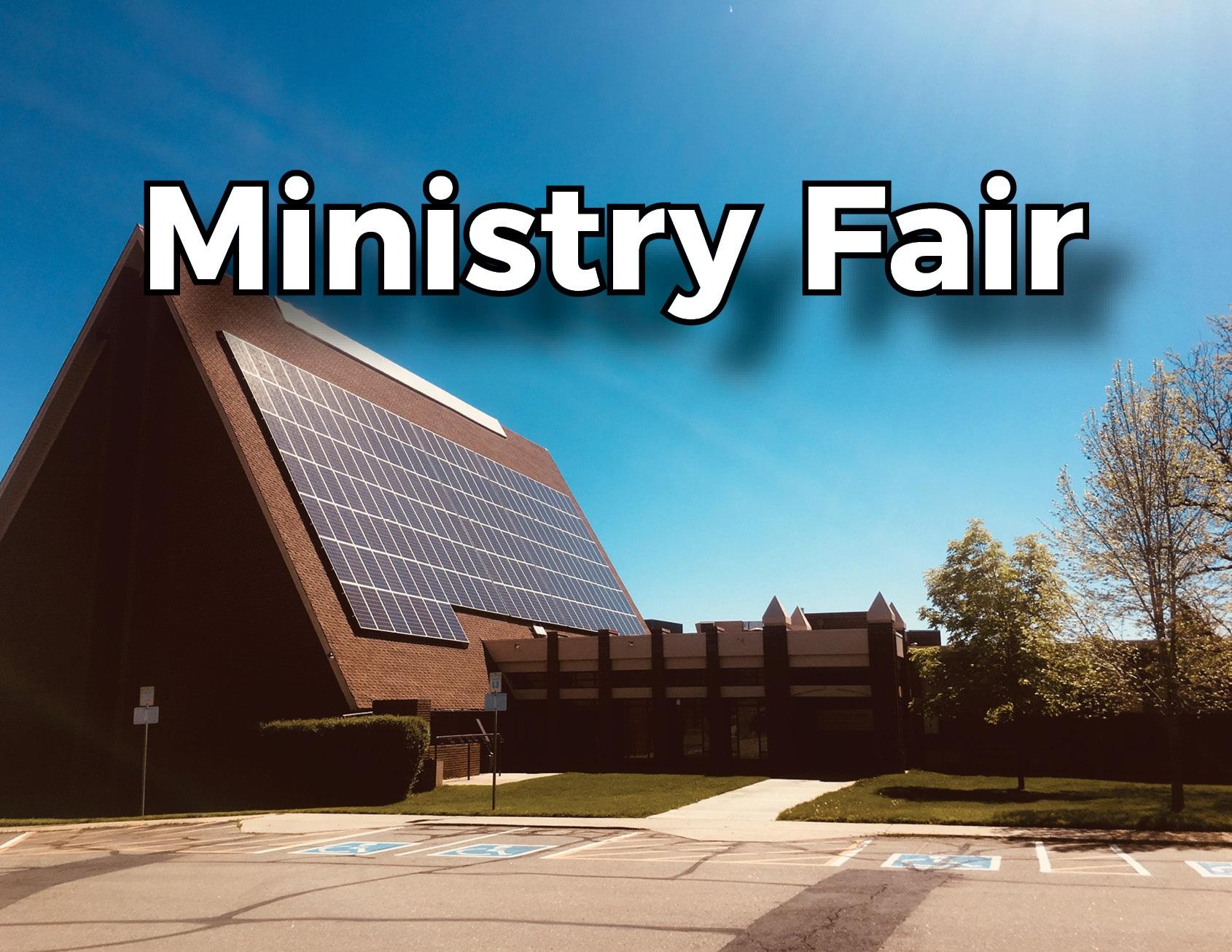 Minsitry Fair