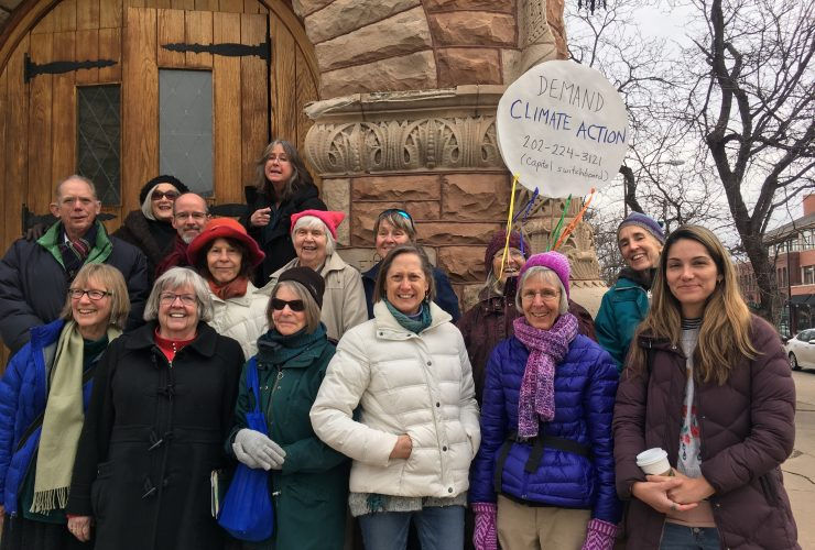 11th Hour Bell Ringing for Climate Action