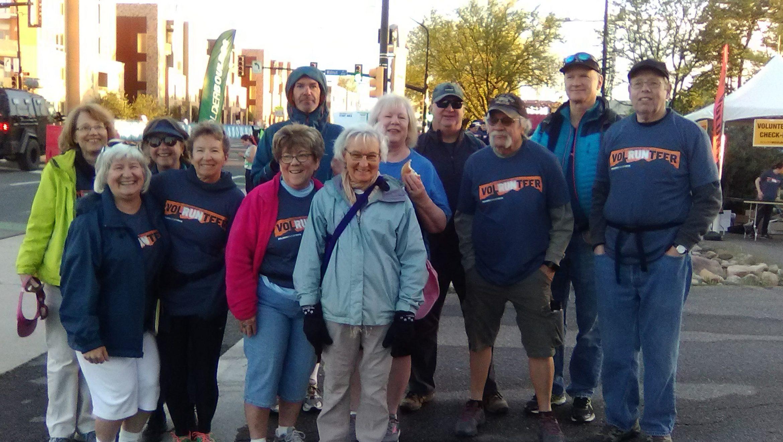$350.00 earned by Bolder Boulder Volunteers