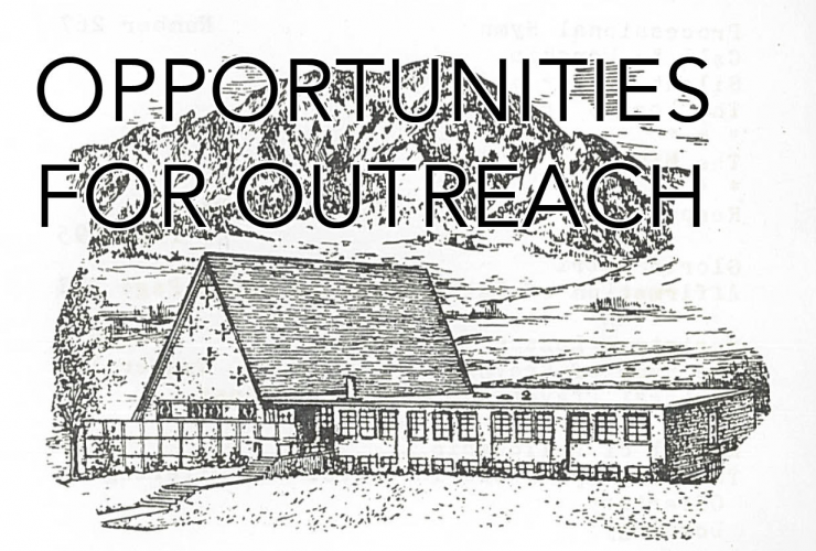 Opportunities for Outreach December 11