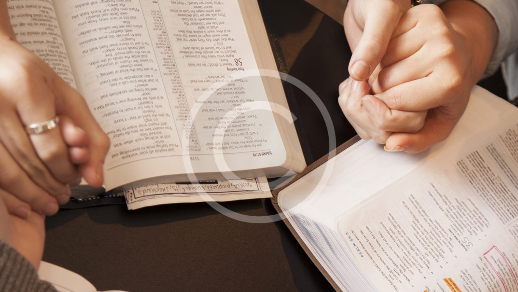 The Meanings of Love in the Bible