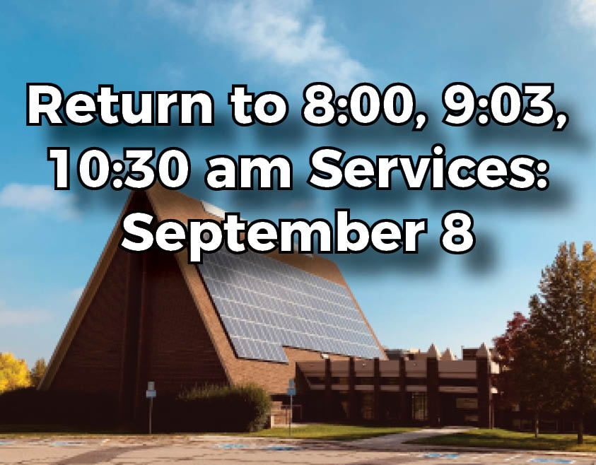Return to Three Services